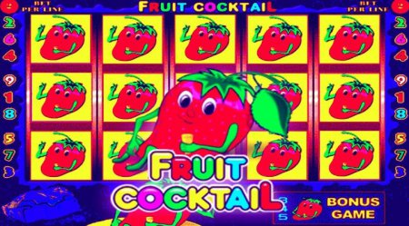 Fruit Cocktail mobile